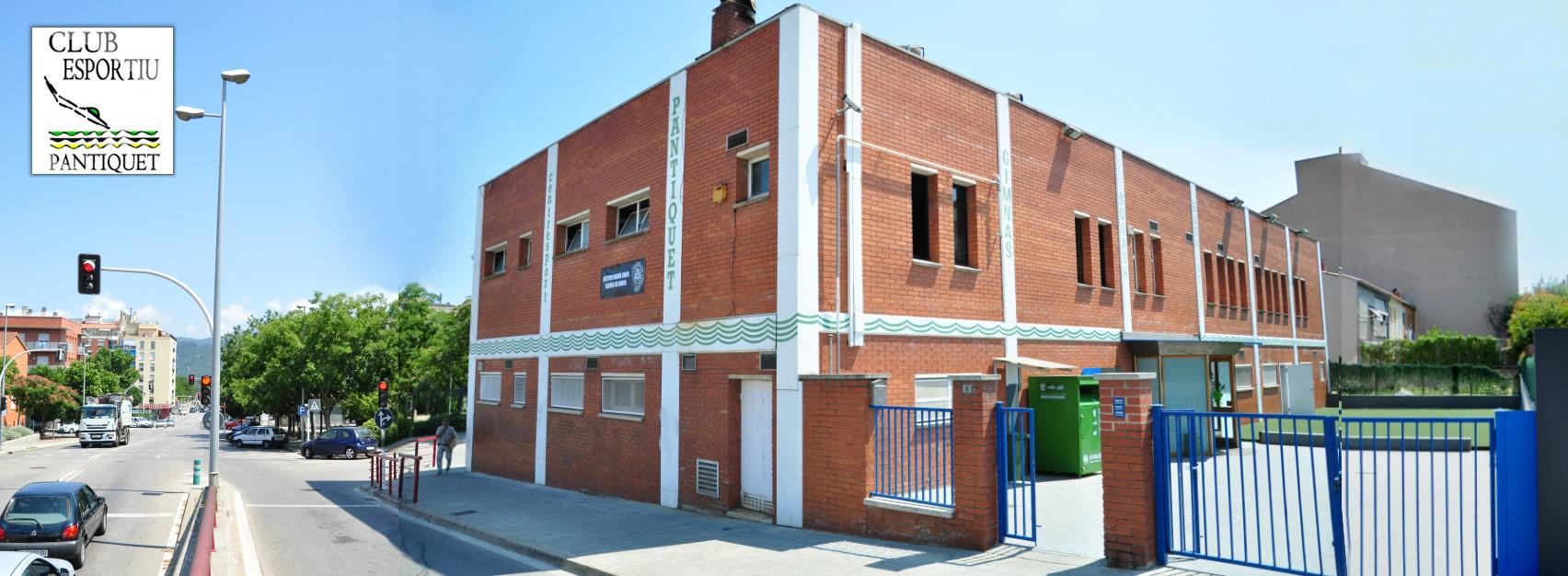 Gimnas Pantiquet, Club Esportiu, Mollet del Valles, Barcelona