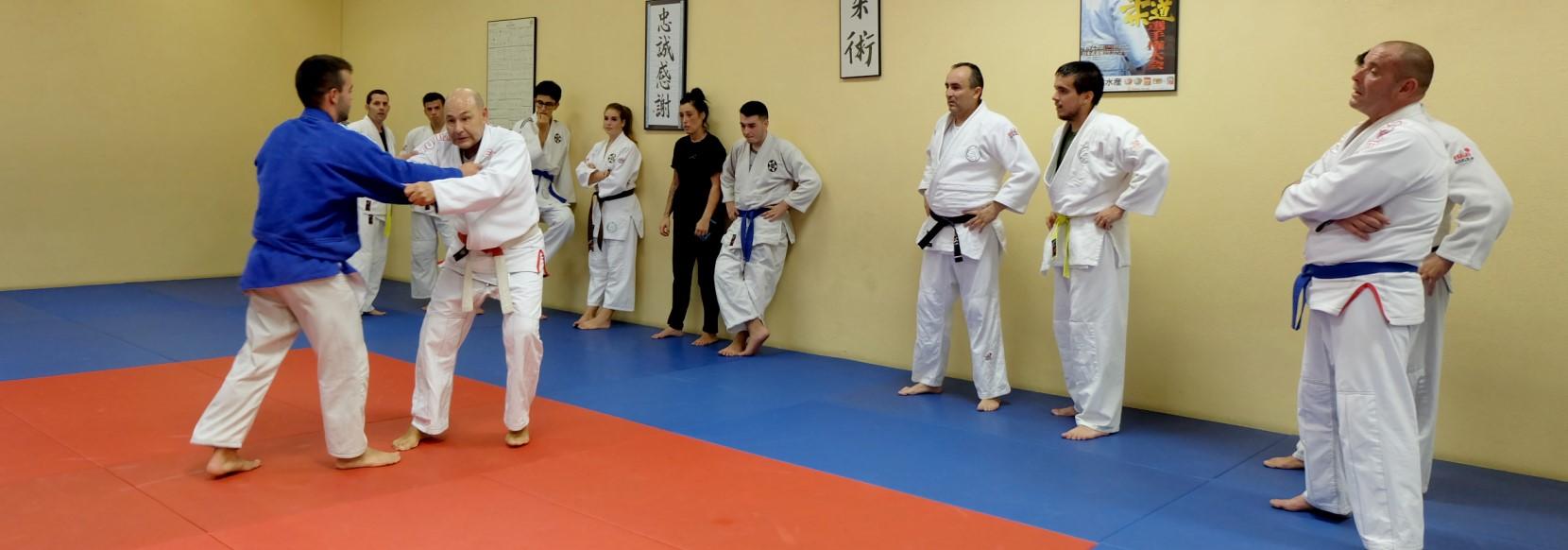 Jiu Jitsu Club Esportiu Pantiquet, gimnasio con piscina en Mollet del Valles, Barcelona