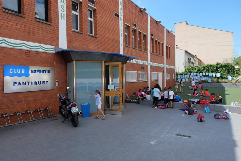 Campus d'Estiu 2017 en Gimnàs Pantiquet Club Esportiu, Mollet del Vallès Barcelona, tel. 935937750