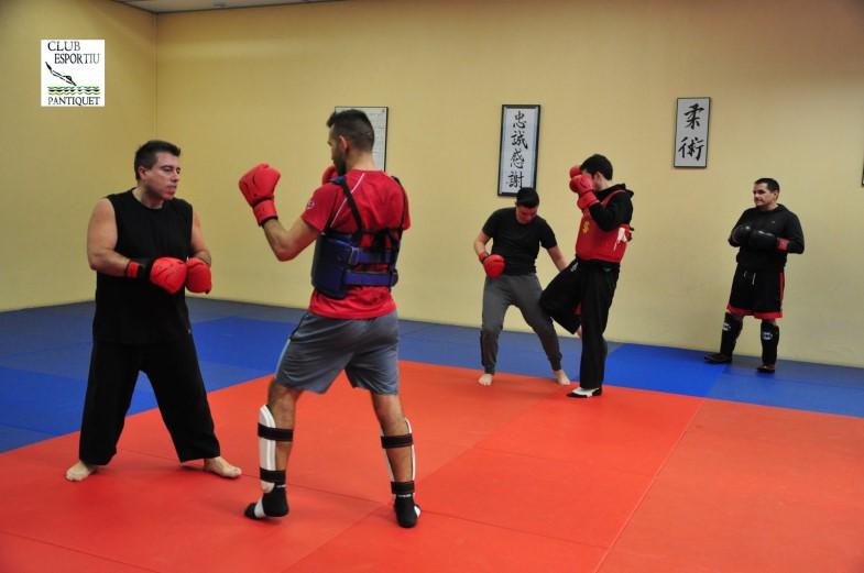Gimnàs Pantiquet, Club Esportiu Pantiquet,Mollet del Vallès,Barcelona, tel. 935937750, Wu Shu arte marcial