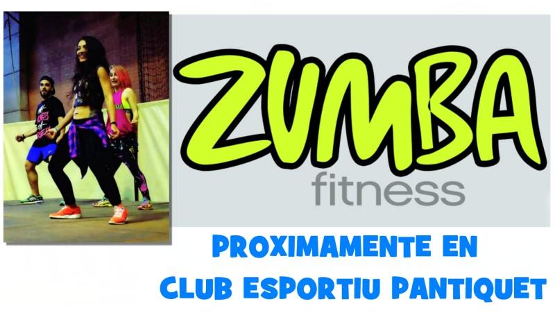 Club Esportiu Pantiquet,Mollet del Vallès,Barcelona, NUEVA ACTIVIDAD -ZUMBA-