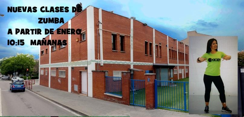Gimnàs Pantiquet, Club Esportiu Pantiquet,Mollet del Vallès,Barcelona, tel. 935937750,clases Zumba