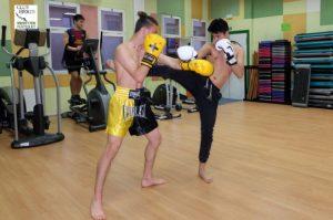 Muay Thai Gimnas Pantiquet Mollet, Barcelona