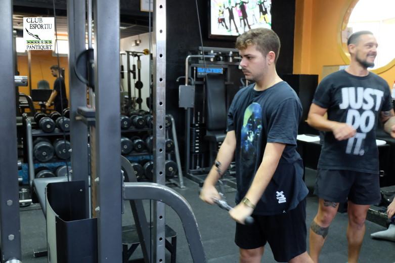 Fitness Mollet en Club Esportiu Pantiquet, Mollet del Vallès, Barcelona 2018