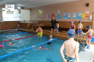 Piscina Club Esportiu Pantiquet, Mollet del Vallès, Barcelona, escuela de natación 2018-2019