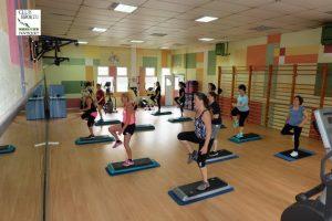 Aerobic Steps en Mollet, Club Esportiu Pantiquet