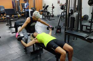 Fitness Mollet pesas y máquinas