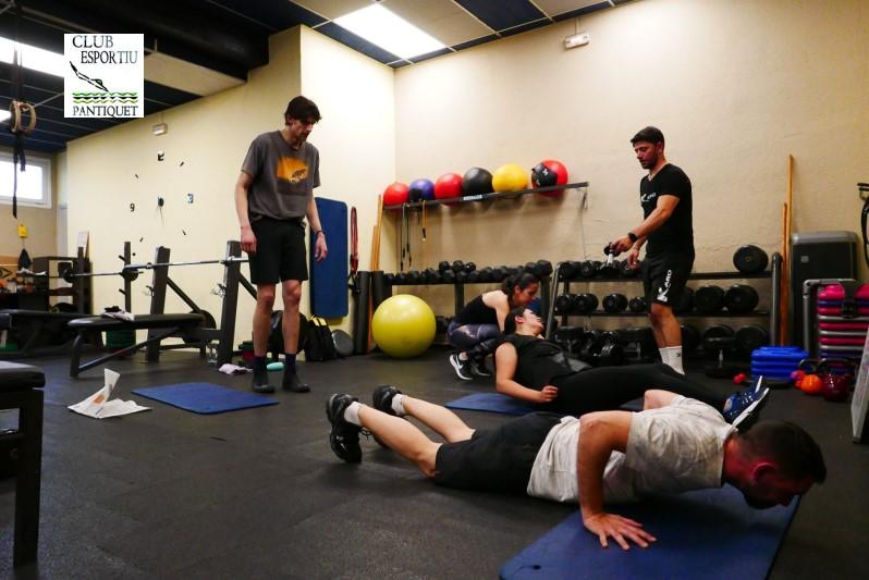 Gimnasio Mollet del Vàlles para practicar Cross Training Club Esportiu Pantiquet