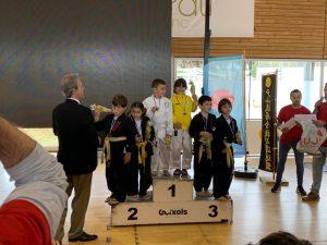 Pluja de medalles pel Club Pantiquet al Campionat de Catalunya de Jiu Jitsu 19.05.2019