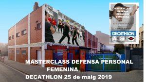 Defensa Personal Femenina Club Esportiu Pantiquet