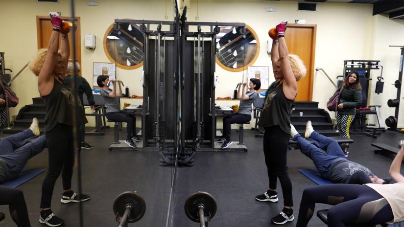 Gimnasio en Can Pantiquet Mollet, Barcelona, Fitness con entrenadores personales