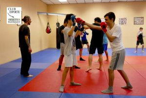 Muay Thai en Mollet, Club Pantiquet, artes marciales cerca de ti.