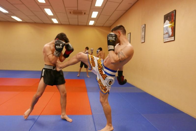 Queremos empezar de nuevo Gimnasio Club Pantiquet Mollet Muay Thai