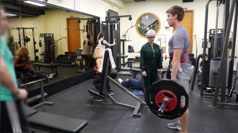 Queremos empezar de nuevo Gimnasio Club Pantiquet Mollet Fitness en Mollet