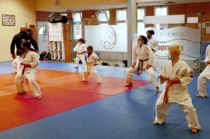 Jiu Jitsu Niños Pantiquet en Mollet