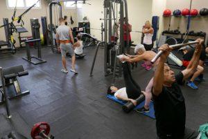 Centresport Pantiquet Fitness sala de pesas